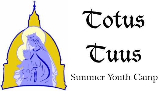 Totus Tuus Logo for Website