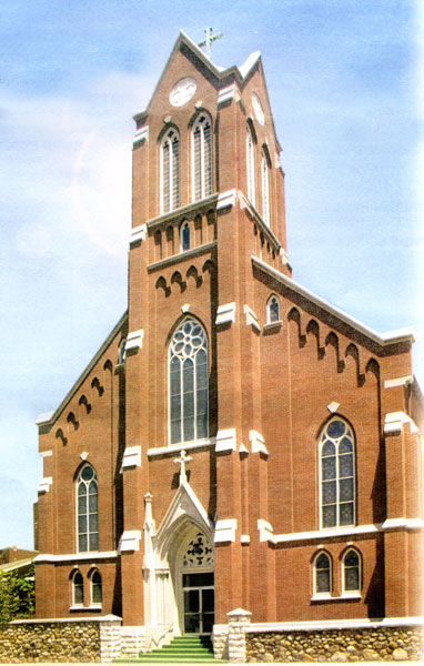 Blessed Sacrament Parish, Quincy