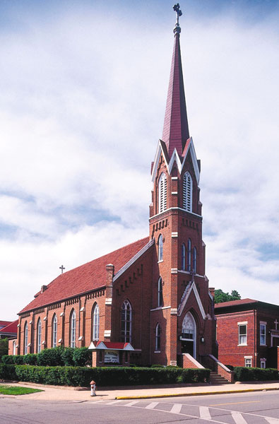St. Alexius, Beardstown