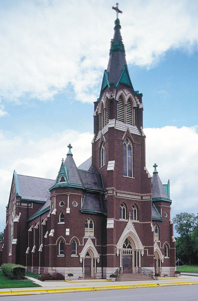 St. James, Decatur