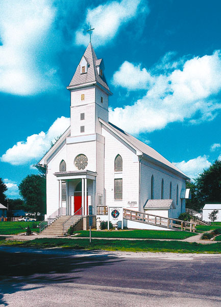 St  John the Evangelist - Diocese of Springfield in Illinois